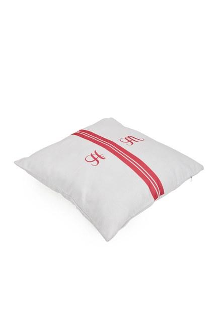 Yastık Kılıfı (Kırmızı Şerit) - Thumbnail