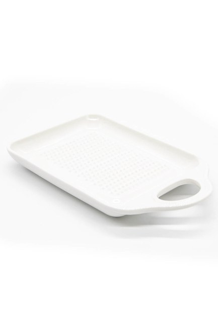 Mizalle Home - Porselen Rende (Beyaz) (1)