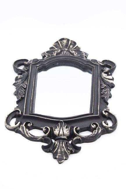 Mizalle Home - مرآة ديكور (18،5 × 32،5) (1)