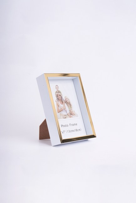 Mizalle Home Minimal Photo Frame (Yellow)