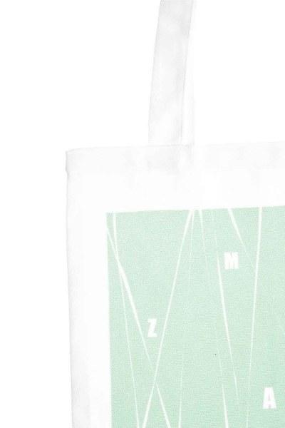 Mizalle - Baskılı Bez Çanta (Mizalle) (1)
