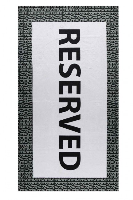 Mizalle Home - Beach Towel (Reserved) (1)