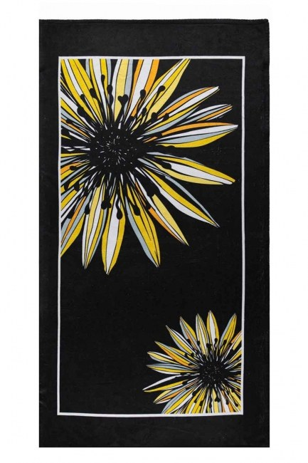 Mizalle Home - Beach Towel (Daisy) (1)