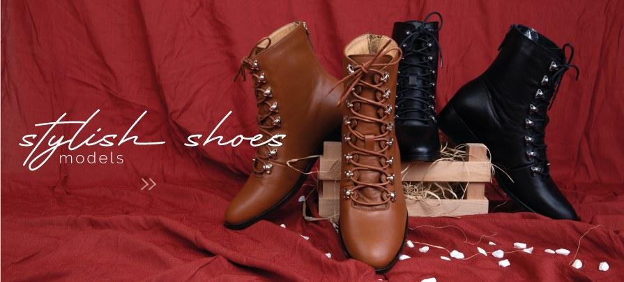 Mizalle Shoes Models