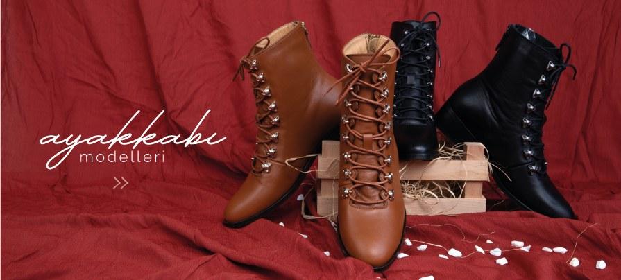 Mizalle Ayakkabı Modelleri