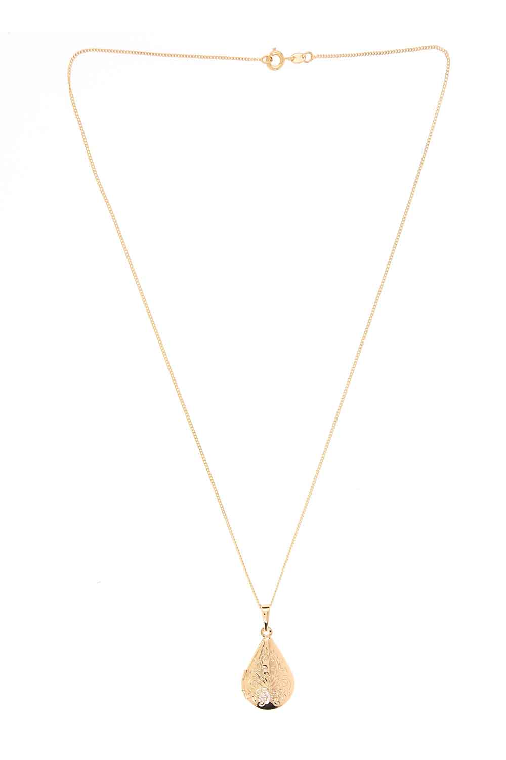 MIZALLE Openable Design Necklace (St) (1)