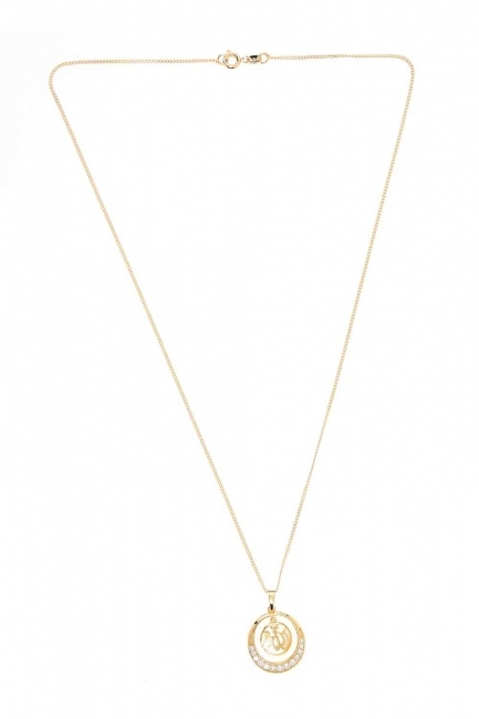 Islamic Stony Necklace (St) - Thumbnail