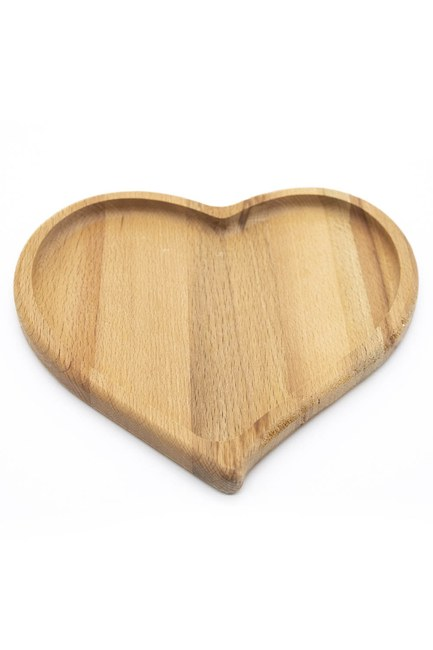 Mizalle Home - طبق للتقديم من البامبو (خشب)