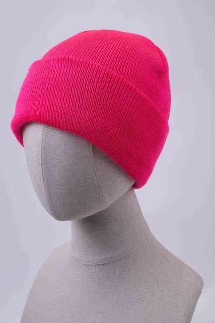 Mizalle - قبعة شتوية صغيرة(فوشيا)