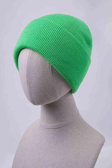 Mizalle - قبعة شتوية صغيرة (خضراء)