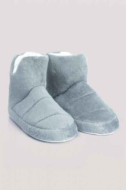 Mizalle - Home Boots (Grey)