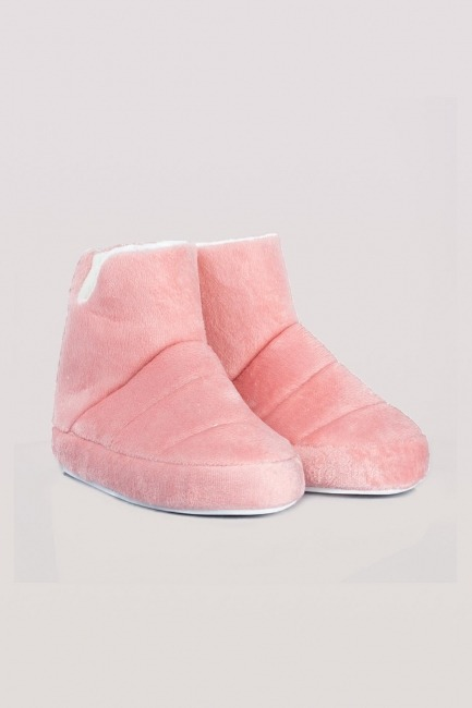 Mizalle - Home Boots (Powder)