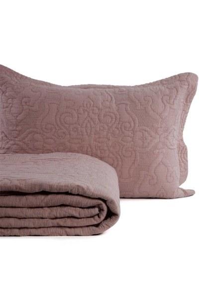 Mizalle Home - غطاء السرير - ليلكي (260X270)
