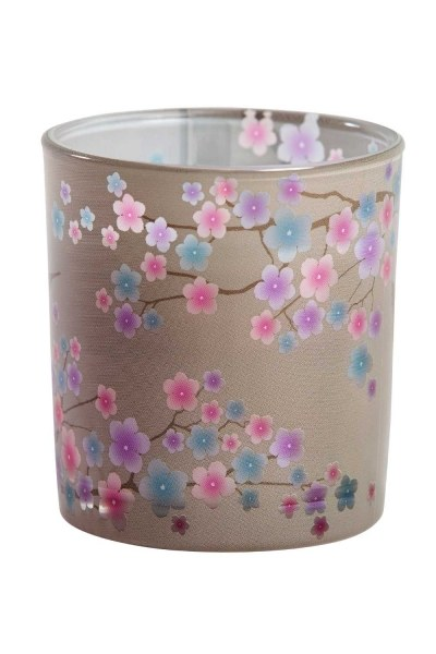 Aromatic Magnolia Scented Cup Candle - Thumbnail