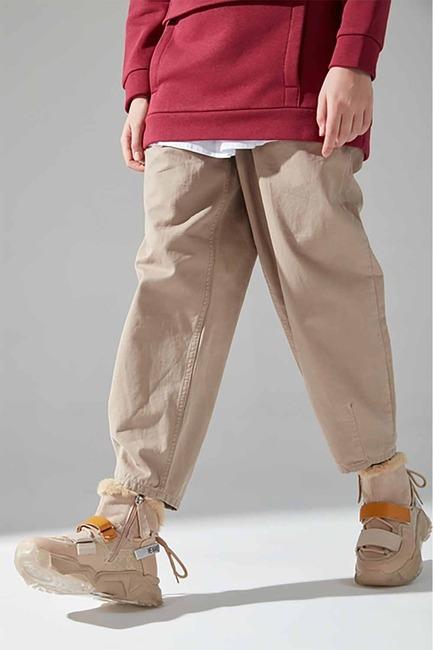 Mizalle - حذاء سنيكرز (بيج)
