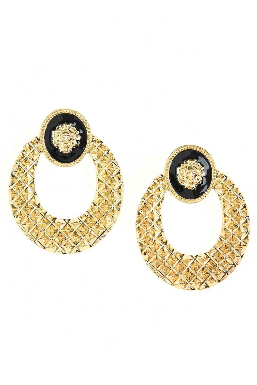 MIZALLE Lion Figured Earrings (St) (1)