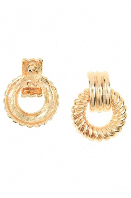 Auger Earrings (St) - Thumbnail