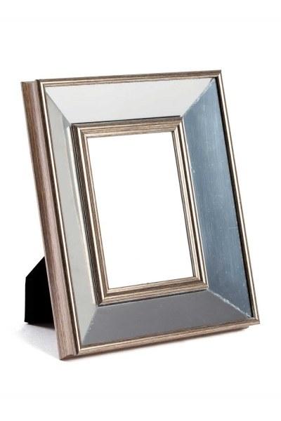 Mizalle Home - Aynalı Fotoğraf Çerçevesi