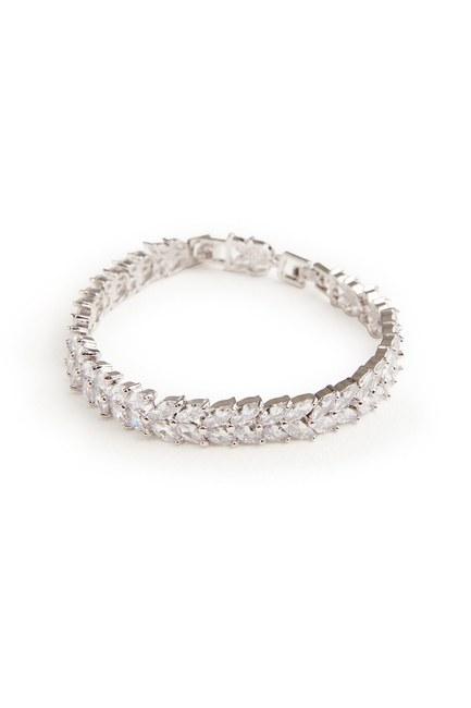 Baguette Cut Bracelet - Thumbnail