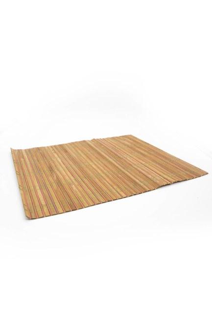 MIZALLE HOME - Bambu Amerikan Servis (Krem) (1)