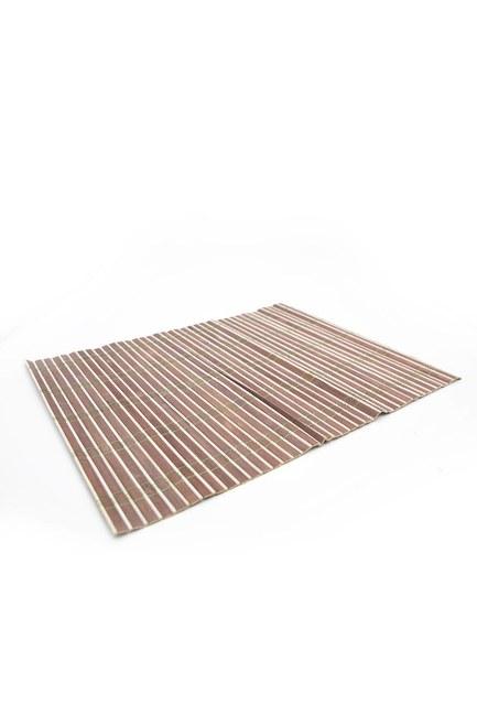 MIZALLE HOME - Bambu Amerikan Servis (Lila) (1)