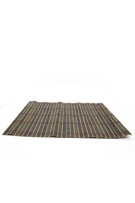 MIZALLE HOME Bambu Amerikan Servis (Siyah)