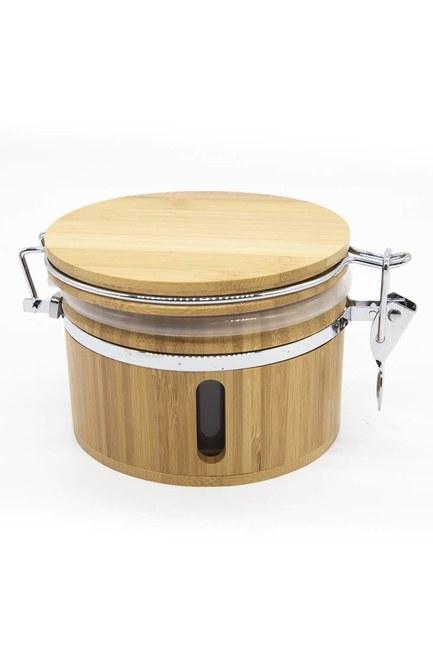 MIZALLE HOME - Bamboo Jar (Small) (1)