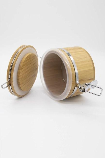Bambu Kavanoz (Küçük) - Thumbnail