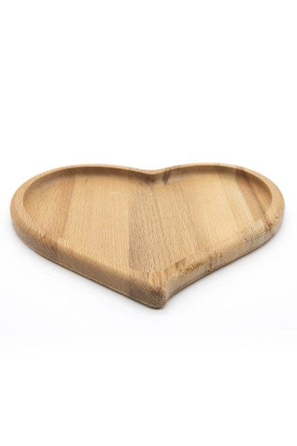 MIZALLE HOME - Bamboo Presentation Plate (Wooden) (1)