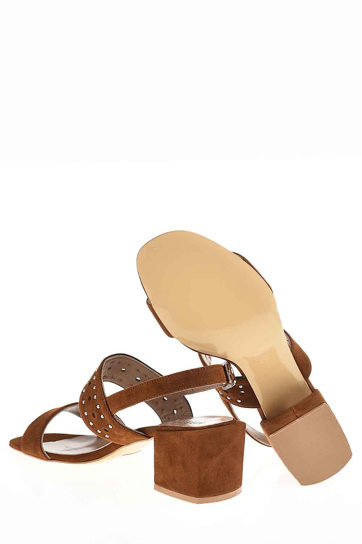 Bantlı Süet Ayakkabı (Taba)