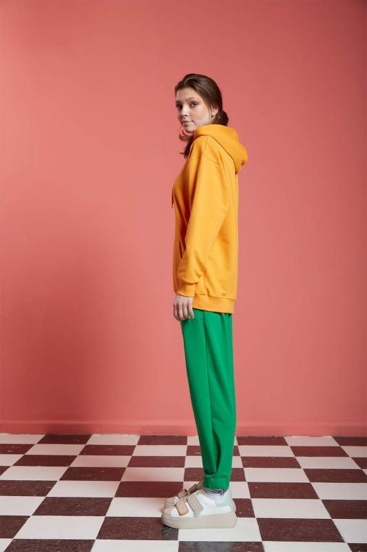 Basic Kapüşonlu Mango Sweatshirt