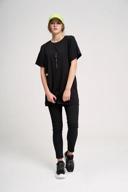 Basic T-Shirt (Siyah) - Thumbnail
