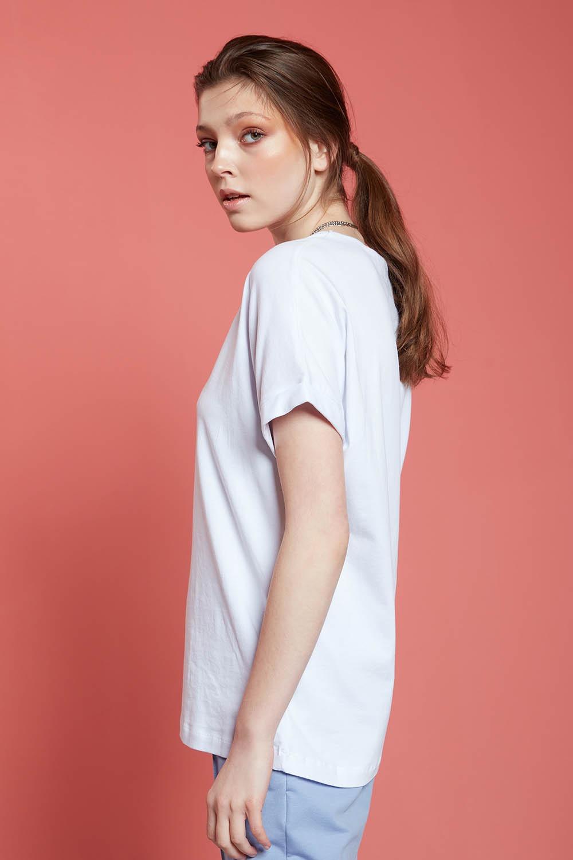 Basic T-Shirt (Beyaz)