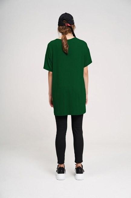 Basic T-Shirt (Green) - Thumbnail