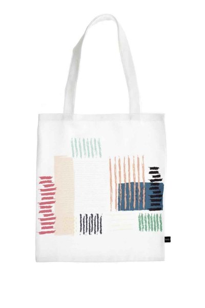 MIZALLE Cloth Bag (Stripes)