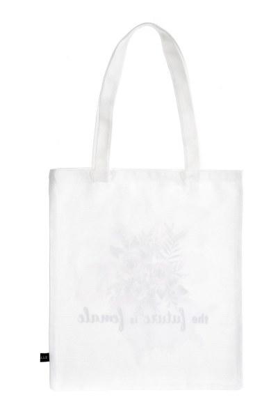 Cloth Bag (Floral) - Thumbnail