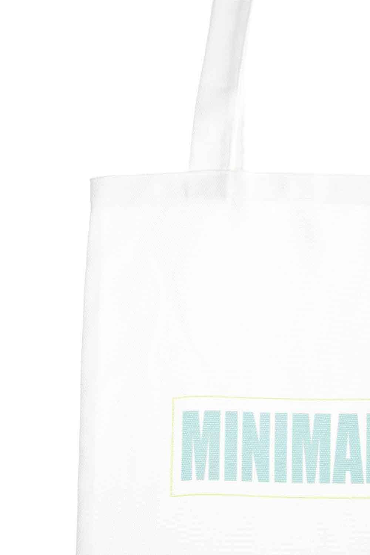 MIZALLE Baskılı Bez Çanta (Minimal) (1)