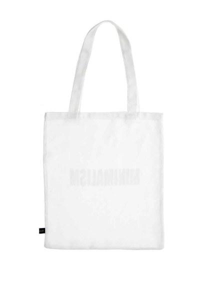 Baskılı Bez Çanta (Minimal) - Thumbnail