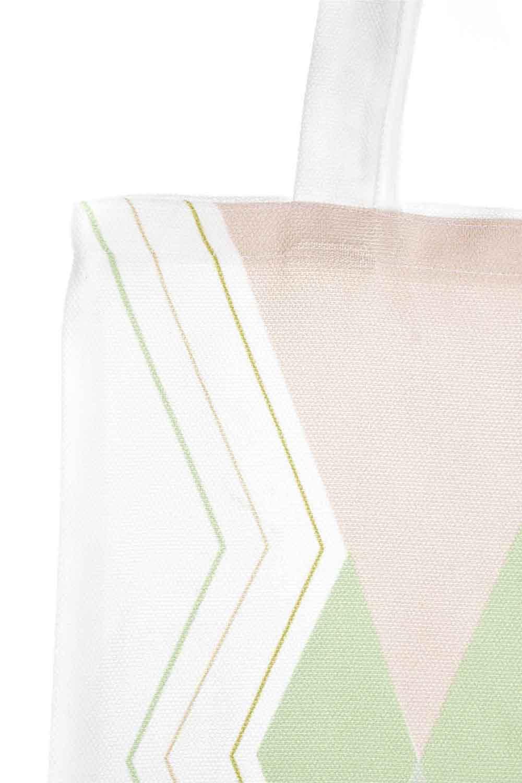 MIZALLE Baskılı Bez Çanta (Üç Renkli) (1)
