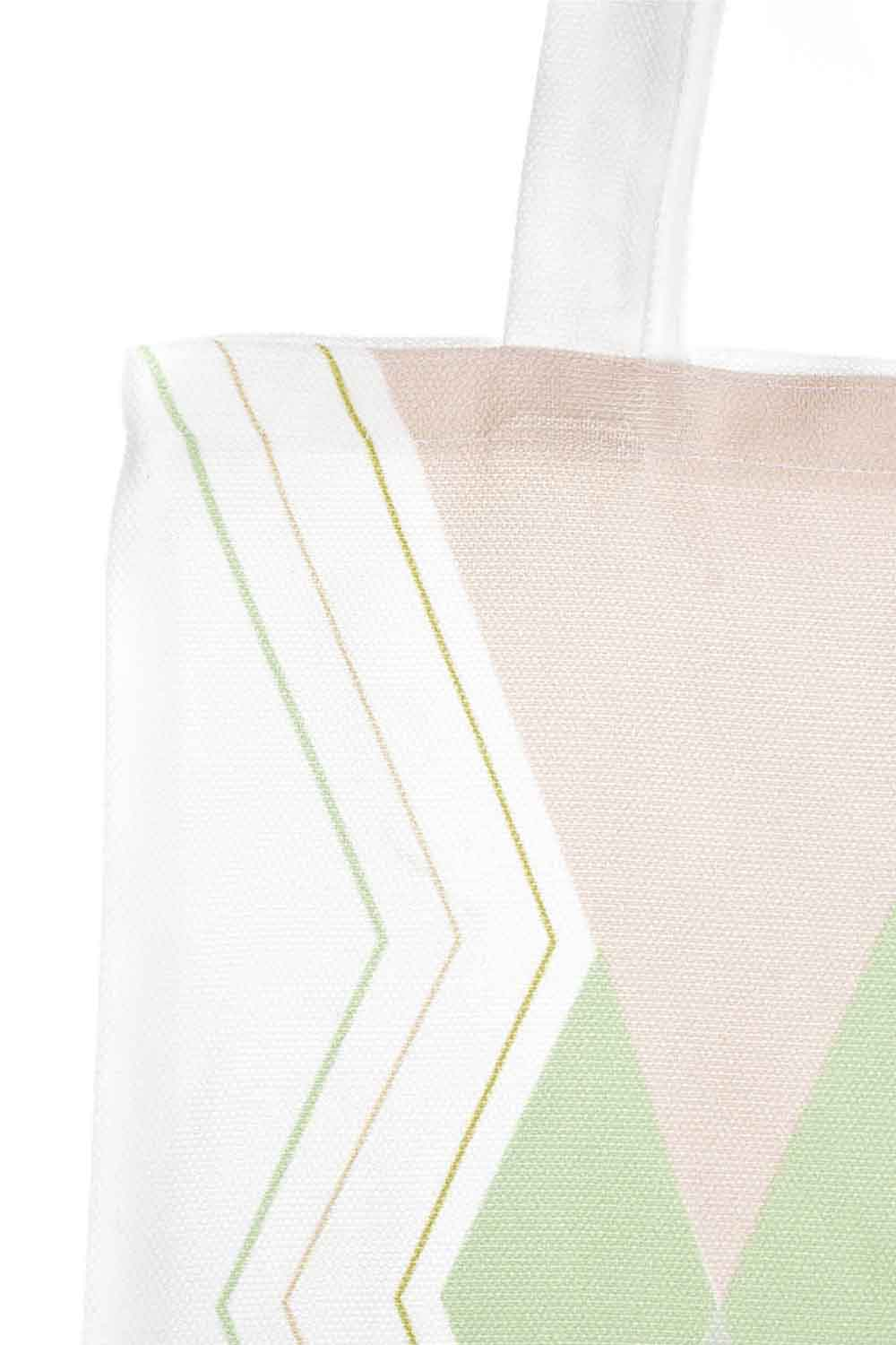 MIZALLE Cloth Bag (Tricolor) (1)
