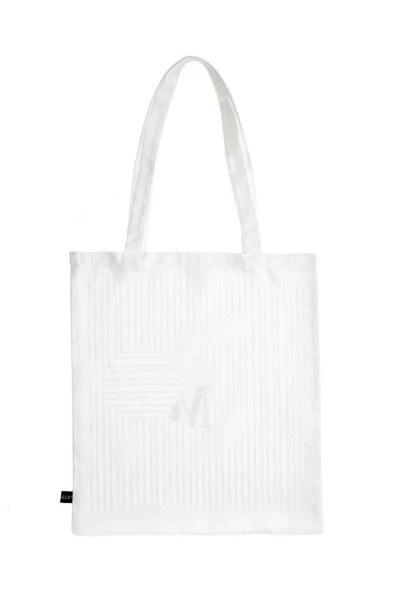 Cloth Bag (Green Stripe) - Thumbnail