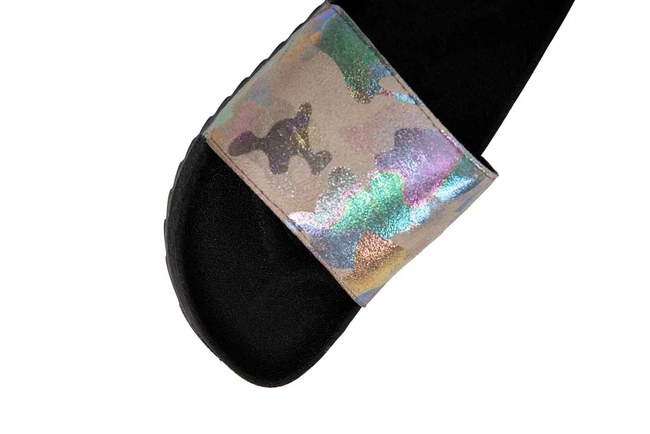 Soft Sole Slippers (Camouflage) - Thumbnail