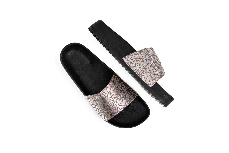 Soft Sole Slippers (Platinum) (1)