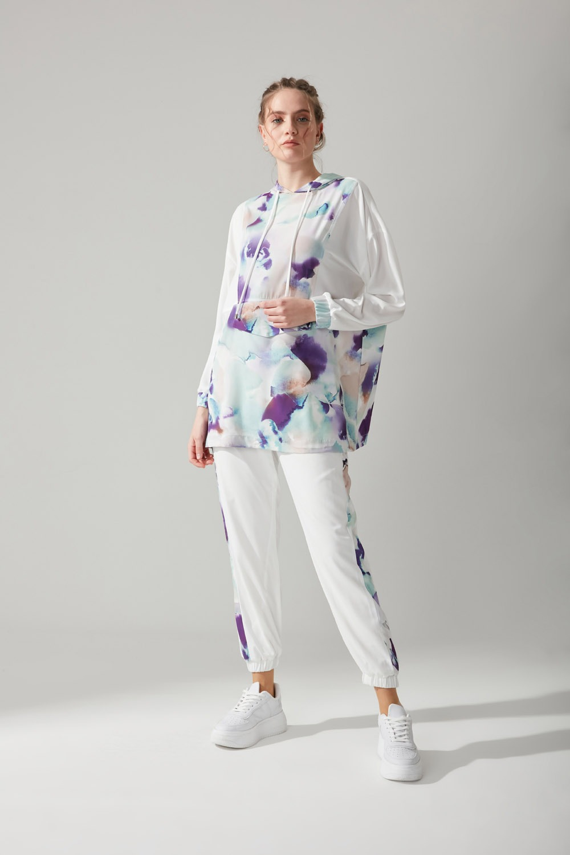 Batik Desenli Pantolon
