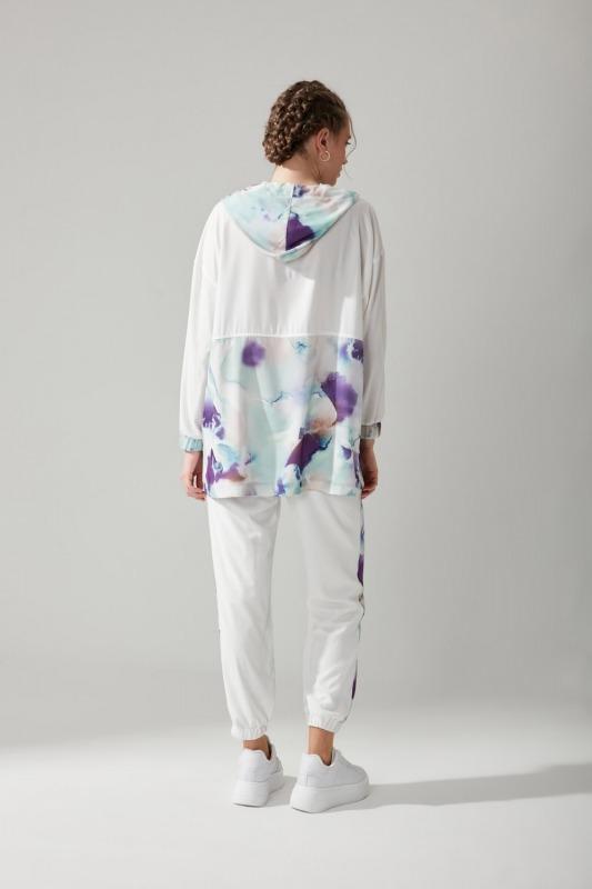 Batik Desenli Sweatshirt(Desenli)