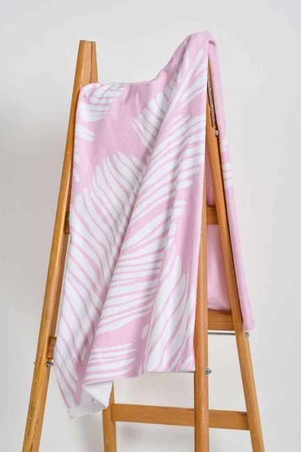 MIZALLE HOME Beach Towel (Pink)