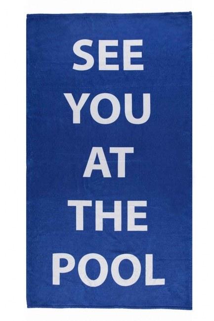 MIZALLE HOME - Beach Towel (Pool) (1)