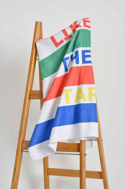 MIZALLE HOME Beach Towel (Star)