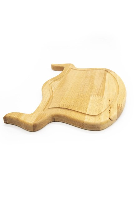 MIZALLE HOME - Horn Shaped Cutting Board (1)