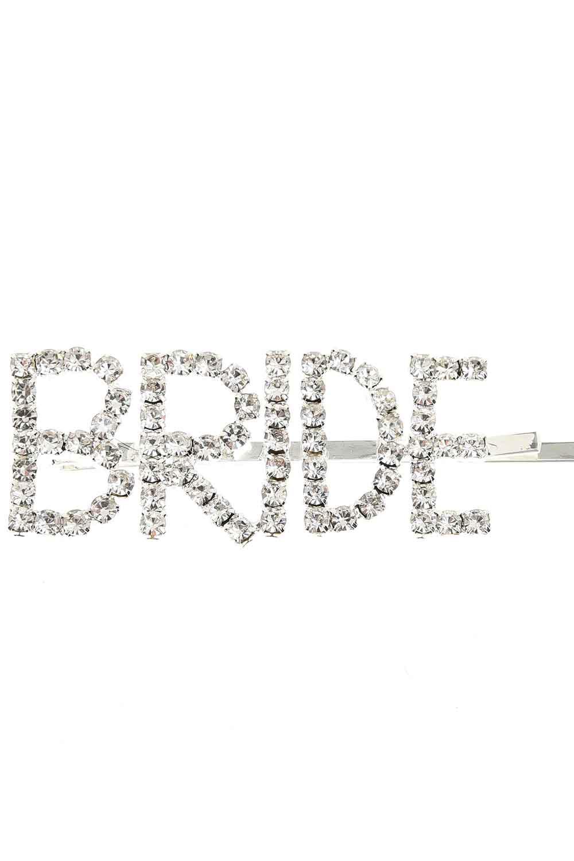 MIZALLE Bride Taşlı Toka (St) (1)